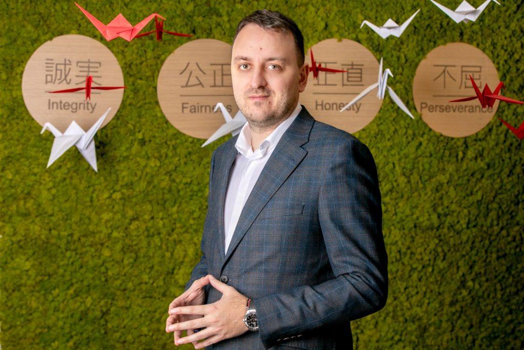 Todor Kesimov is General Manager of Takeda Bulgaria EOOD