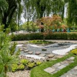 Takeda supported the renovation of the Japanese garden in Sofia Zoo Park