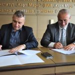 JBBA signed a partnership agreement with University of National and World Economy