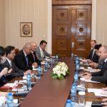President Rumen Radev met with the management board of JBBA